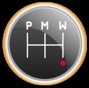PMW logo icon