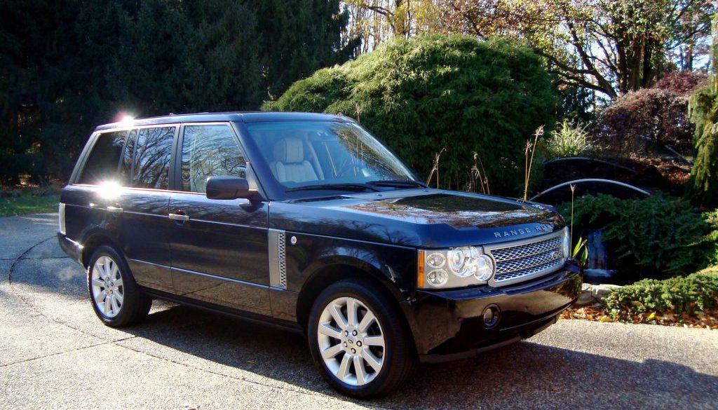 2008 Land Rover Range Rover Supercharged Premiere Motorworks